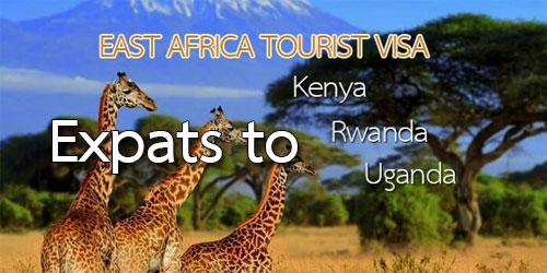 Required Documents For Applying East Africa Tourist Visa